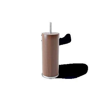 Ümmargused puitjalad metallist servaga