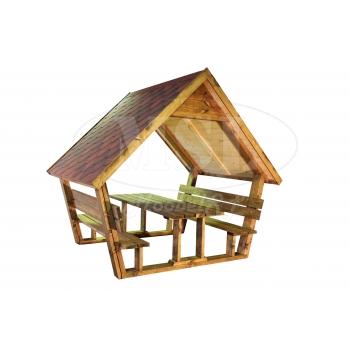 Katusega aialaud