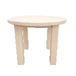 Pyöreä Ruokapöytä